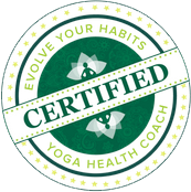 evolve your habits certified logo